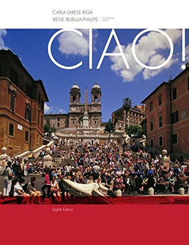 9781133604228: Ciao! (World Languages)