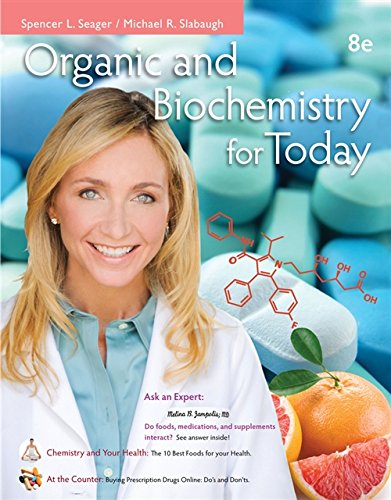 Organic and Biochemistry for Today: Seager, Spencer L.;