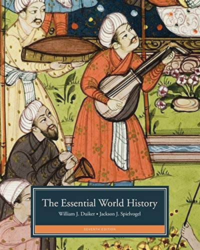 9781133606581: The Essential World History