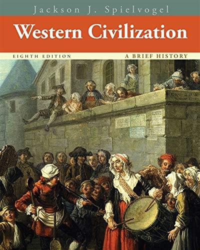 9781133606765: Western Civilization: A Brief History