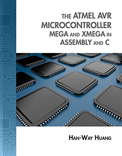 9781133607298: The Atmel AVR Microcontroller: MEGA and XMEGA in Assembly and C (with Student CD-ROM) (Explore Our New Electronic Tech 1st Editions)