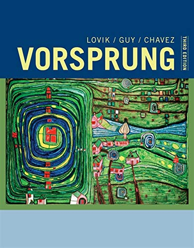 9781133607359: Vorsprung: A Communicative Introduction to German Language and Culture