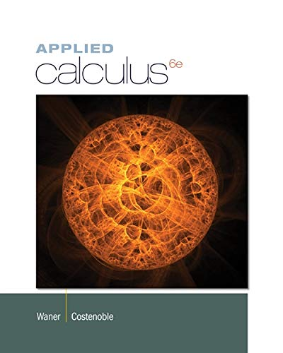 9781133607687: Applied Calculus