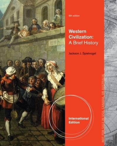 9781133607991: Western Civilization: A Brief History, International Edition