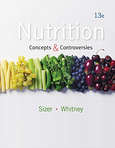 9781133610113: Nutrition: Concepts and Controversies