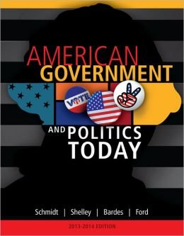 9781133610625: American Government and Politics Today