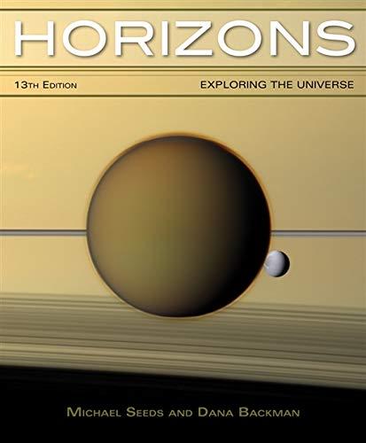 Horizons: Exploring the Universe: Seeds, Michael A.;