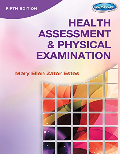9781133610922: Health Assessment and Physical Examination (Book Only) (Health Assessement & Physical Examination)