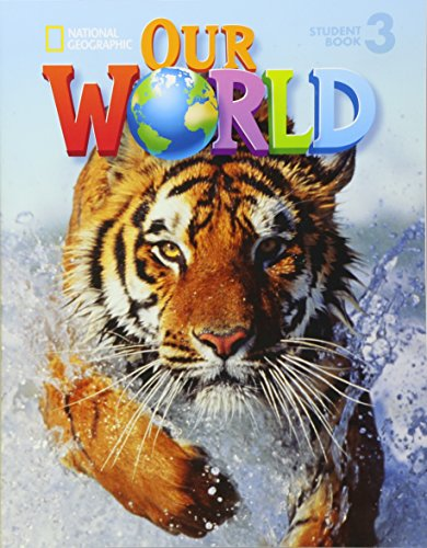 9781133611653: Our World 3: Student Book: American English