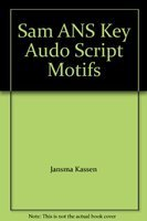 9781133612193: Sam ANS Key Audo Script Motifs