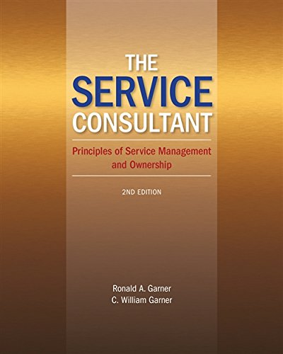 9781133612353: The Service Consultant: Principles of Service Management and Ownership