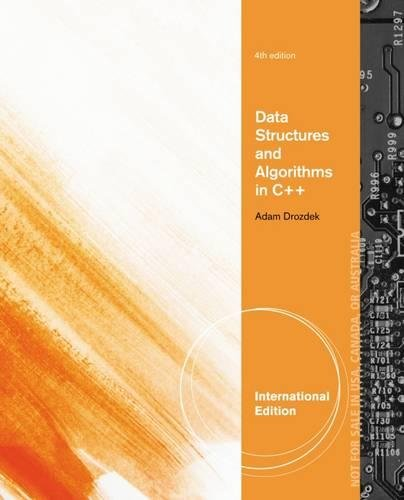9781133613053: Data Structures and Algorithms in C++