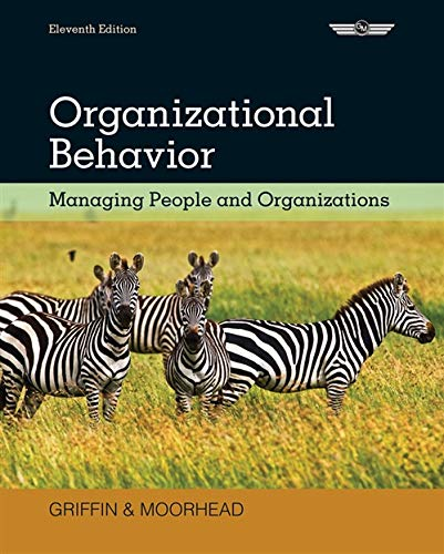9781133626695: Organizational Behavior: Managing People and Organizations