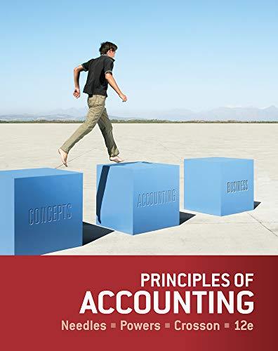 9781133626985: Principles of Accounting