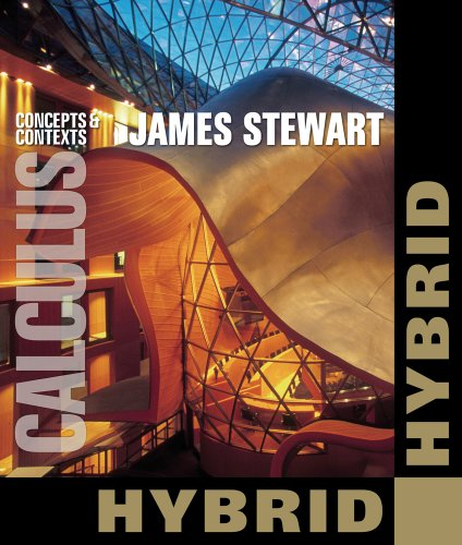 9781133627128: Calculus: Concepts and Contexts, Hybrid