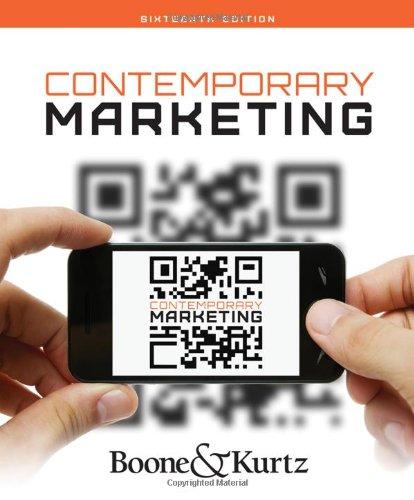 9781133628460: Contemporary Marketing