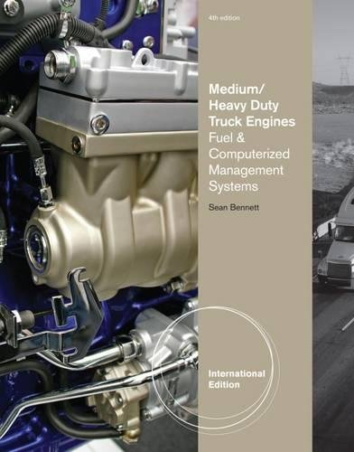 9781133673699: Medium/Heavy Duty Truck Engines, Fuel & Computerized Management Systems, International Edition