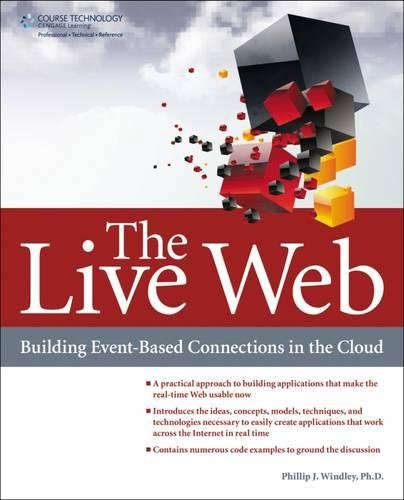 9781133686682: The Live Web: Building Event-Based Connections in the Cloud