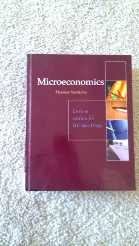 Microeconomics: An Intuitive Approach with Calculus (with: Thomas Nechyba