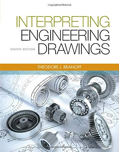9781133693598: Interpreting Engineering Drawings