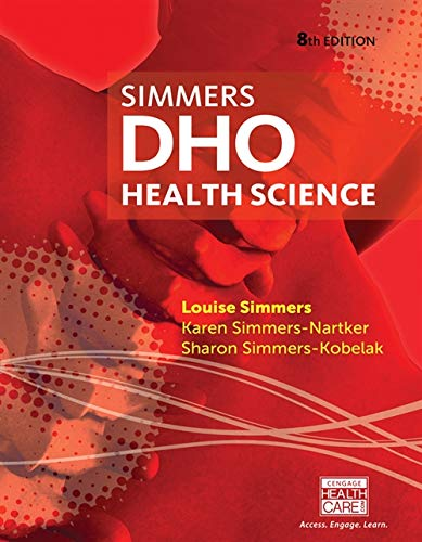 9781133693611: DHO: Health Science (Simmers, Diversified Health Occupations)