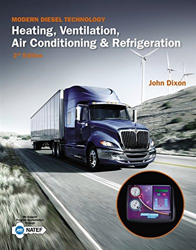 9781133716259: Modern Diesel Technology: Heating, Ventilation, Air Conditioning & Refrigeration