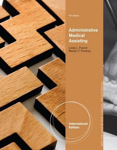 9781133716600: Administrative Medical Assisting