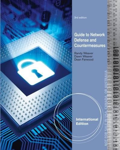9781133727965: Guide to Network Defense and Countermeasures