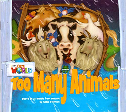 9781133730422: Our World Readers: Too Many Animals: American English