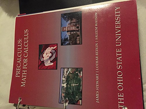 9781133731009: Precalculus - Looseleaf Custom for Ohio State (text only)