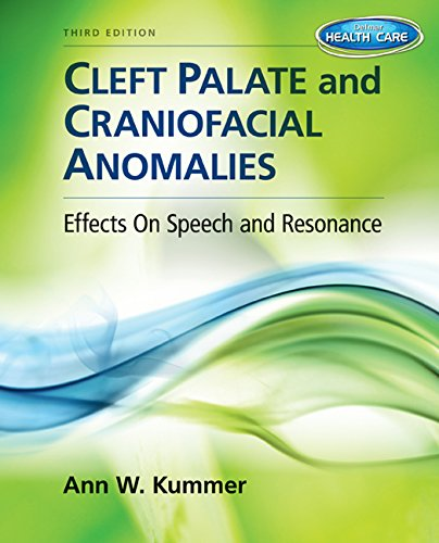 9781133732624: BOOK ONLY CLEFT PALATE CRANIOFACIAL A
