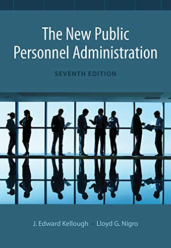 9781133734284: The New Public Personnel Administration