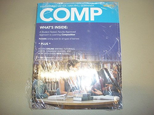 COMP: Randall VanderMey (Author), Verne Meyer (Author), John Van Rys (Author), Patrick Sebranek (...