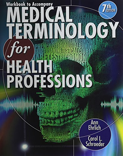 9781133798798: Bundle: Medical Terminology for Health Professions with Studyware CD-ROM, 7th + Workbook