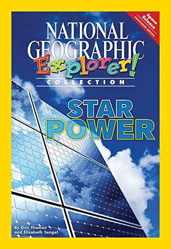 Explorer Books (Pathfinder Science: Space Science): Star Power (Reach for Reading): National ...