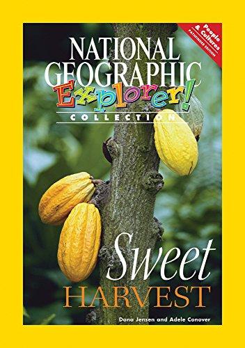 Explorer Books (Pathfinder Science: Habitats): Sweet Harvest: National Geographic Learning, Lesaux,...