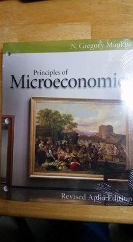 9781133808008: Principles of Microeconomics, Aplia Edition