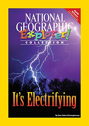 9781133811312: Explorer Books (Pathfinder Science: Earth Science): It's Electrifying