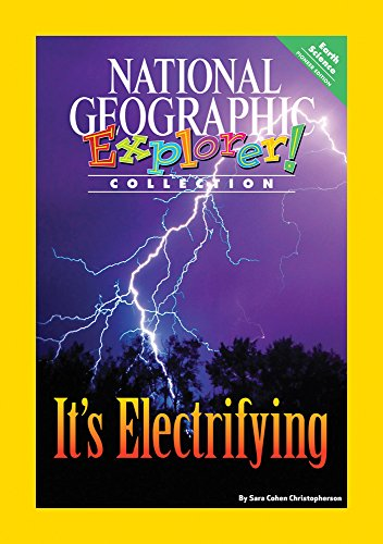 9781133811329: Explorer Books (Pioneer Science: Earth Science): It's Electrifying
