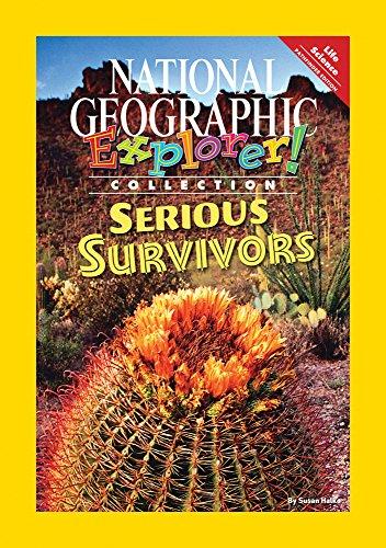 9781133811435: Explorer Books (Pathfinder Science: Habitats): Serious Survivors