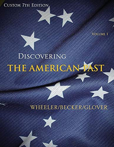 9781133835516: Discovering the America Consitution, Volume 1 (Custom 7th Edition)