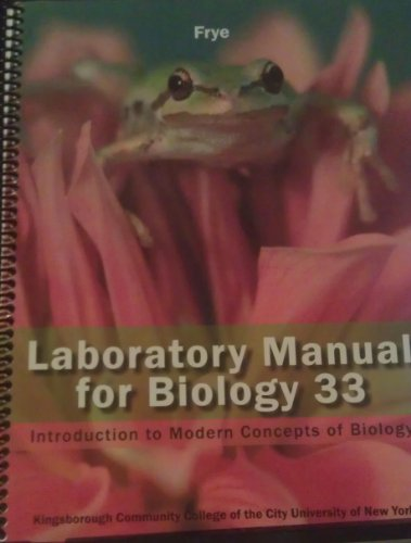 9781133835776 laboratory manual for biology 33 introduction to rh abebooks com