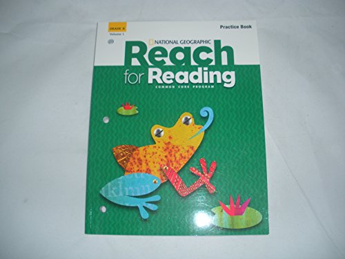 9781133899587: Reach For Reading Grade K Practice Book