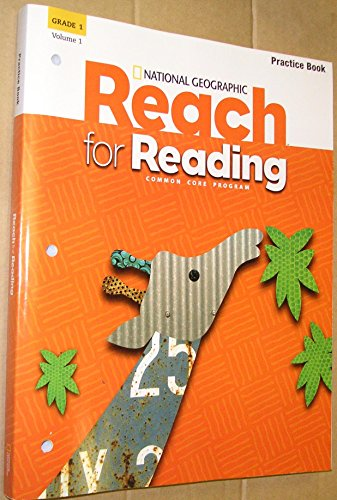 9781133899594: Reach For Reading Grade 1 Practice Book Volume 1
