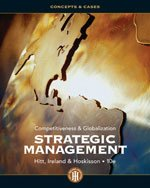 9781133904298: Bundle: Strategic Management: Concepts and Cases: Competitiveness and Globalization, 10th + Management Coursemate with Ebook Printed Access Card, 10th Edition