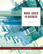 9781133909590: Bundle: Moral Issues in Business, 12th + Premium Website Printed Access Card, 12th