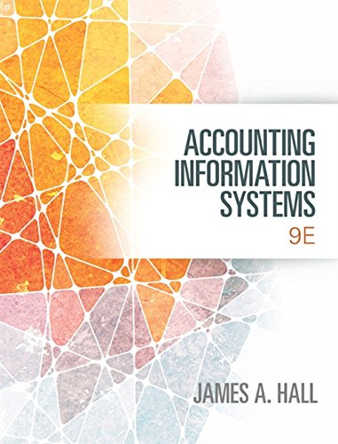 Accounting Information Systems: Hall, James A.