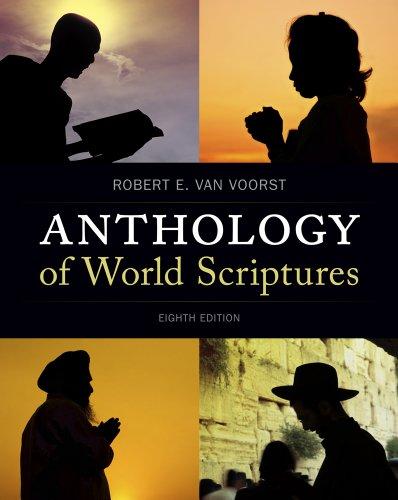 9781133934448: Anthology of World Scriptures
