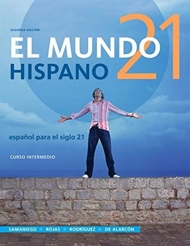 El Mundo 21 hispano (World Languages): de Alarcon, Mario,