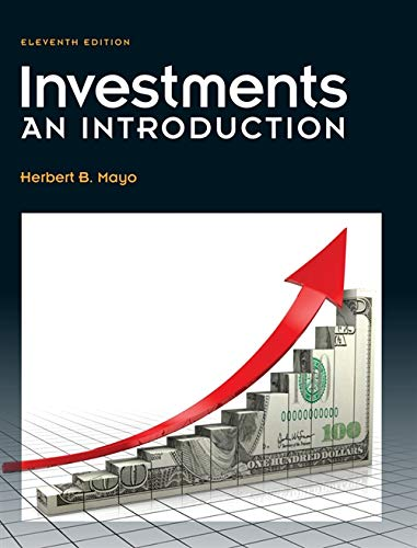 9781133935995: Investments: An Introduction (with Thomson ONE - Business School Edition 6-Month Printed Access Card and Stock-Trak Coupon)